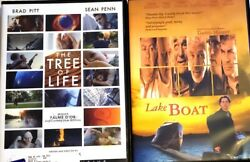 Lake Boat & The Tree of Life DVDs