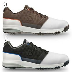 NEW Mens FootJoy FJ Contour FIT 54096 & 54097 Closeout Golf Shoes