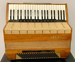 Hohner Mystery Accordion Made in Germany 41 x 120 help identify