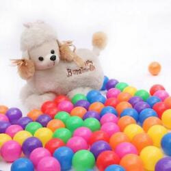 200x Ball Pit Play Tent Kids Children Baby Ocean Soft Toy Colourful Playpen Fun