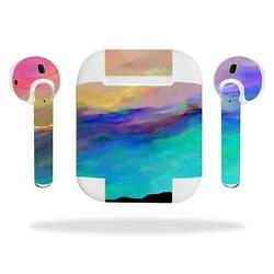 Skin  Decal Protective Cover Wraps for Apple AirPods AirPod sticker Color sky