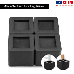 Bed Risers or Furniture Riser Bed Sofa Table Lifts in Height of 3