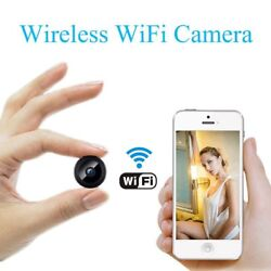 USA Mini Camera Wireless Wifi IP Home Security HD 1080P DVR Night Vision Remote $21.99