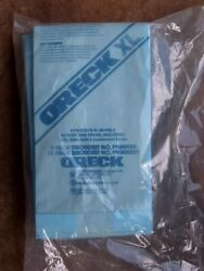 Pkg of 25 Oreck Commercial Vacuum Cleaner Bags without Bag Dock 2000 8000 9000