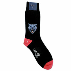 Mens Corgi Angry Wolf Retro Cotton Socks Made In The UK GBP 14.95