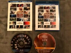 The Tree Of Life Blu-Ray  Includes Slipcover!  No Digital Code