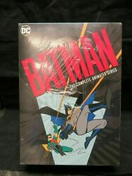 Batman The Complete Animated Series (12 DVD DISCS) Box SetNew free shipping