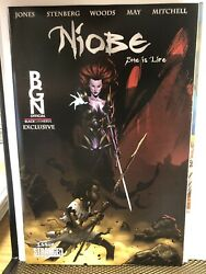 Niobe #1 She is Life BGN Black Girl Nerds Exclusive Variant Stranger VHTF
