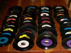 Lot of 25  45 RPM  7