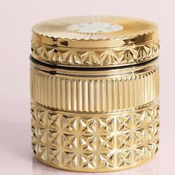 Sale! $30 Gilded Muse Exotic Blossom & Basil Candle Reg. Price $40