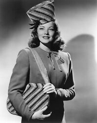 GENE TIERNEY 8X10 GLOSSY PHOTO PICTURE IMAGE #3