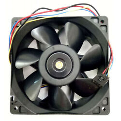 Cooling Fan 6000RPM Replacement 4-pin Connector For Antminer Bitmain S7 S9 US