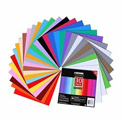 Self Adhesive Vinyl Sheets -   Assorted Sizes
