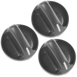 New Heater AC Control Knob Black Set of 3 for 2000-06 Toyota Tundra 55905-0C010