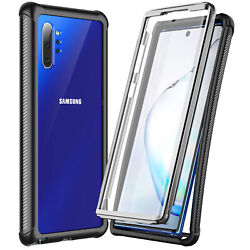 For Samsung Galaxy Note 10+ Plus Case Shockproof Waterproof w Screen Protector