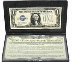 First Commemorative Mint 1928 $1 Funny Back Silver Certificate