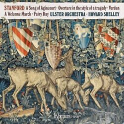STANFORD A SONG OF AGINCOURT OVERTURE IN