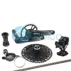 New 2020 SRAM SX Eagle DUB Groupset Group 12-speed 34t 170175mm 11-50t