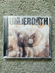 Underoath - Act of Depression - Very Rare and Out of Print