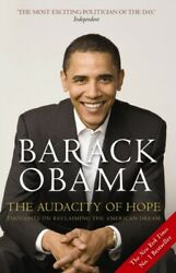 The Audacity of Hope: Thoughts on Reclaiming the American Dream (Pa...