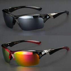 Xloop Fashion Sunglasses Mens Sport Running Fishing Golfing Driving Glasses USA