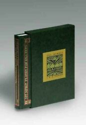 The Hobbit: Or There and Back Again by J.R.R. Tolkien (English) Hardcover Book