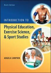 Introduction to Physical Education Exercise Science ISBN 9780078022661