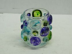 Vintage Mid Century Art Glass Counterpoint San Francisco Hard to Find