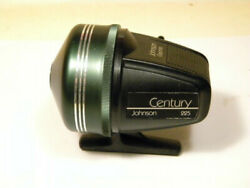 Vintage Johnson Century 225 casting reel made in USA