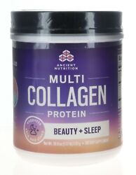 Ancient Nutrition Multi Collagen Protein Powder 38 Servings BEAUTY + SLEEP