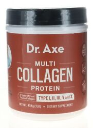 Ancient Nutrition Dr. Axe Multi Collagen Protein TYPE II II III V