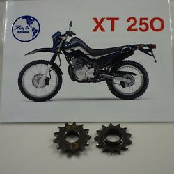 Yamaha XT 250 FRONT SPROCKET 13 tooth 2008 to 2020 $18.55