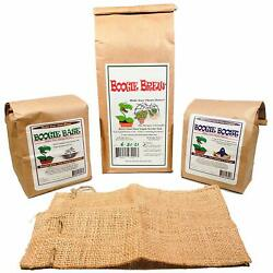 Boogie Brew Compost Tea Heavy Harvest 2Part Formula 3Lb Plants Organic Nutrients $53.99