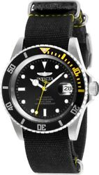 Invicta 27624 Pro Diver Men's 42mm Automatic Stainless Steel Black Dial Watch