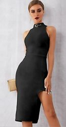 New Celebrity Runway Party Bandage Dress Women