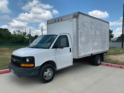 Clean Chevy Box Truck! - Low Miles!