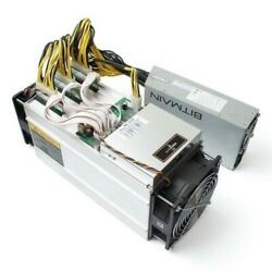 Bitmain Antminer S9 14TH with Power supply