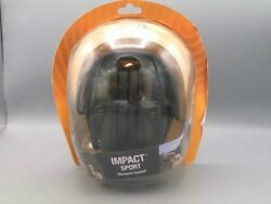 Howard Leight R-01526 Impact Sport Electronic Shooting Ear Muffs protection