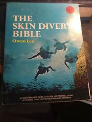 The Skin Diver#x27;s Bible by Owen Lee 1968 $10.00