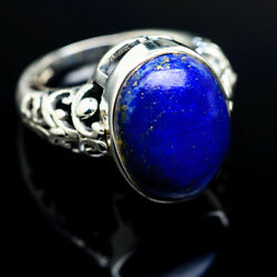 Lapis Lazuli 925 Sterling Silver Ring Size 6 Ana Co Jewelry R967573F
