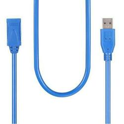 5m USB 3.0 Type A Male to Female Extension Cable High Speed Date Sync 2Pcs $16.76
