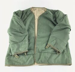 Vintage US Military Small Insulated Flight Suit Top $34.95
