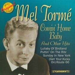 Mel Torme - Comin Home Baby and Other Hits ** Free Shipping**