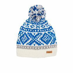 Barts Log Cabin Unisex Headwear Beanie Hat - Mascarpone One Size