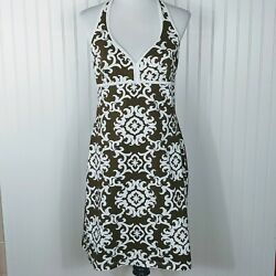 Tommy Bahama Women's Halter Swim Dress Beach Cover-up  Large