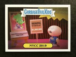 Garbage Pail Kids Adam Bomb Promo Card Topps NYCC 2019 Exclusive IN HAND $10.00