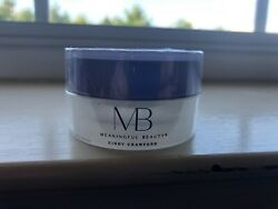 Meaningful Beauty by Cindy Crawford Overnight Retinol Repairing Creme! NEW!