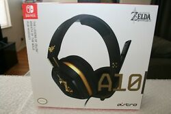 ASTRO A10 Legend of Zelda Wired Stereo Gaming Headset for Nintendo Switch or PC