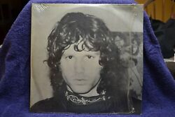 the Doors Resurrection vinyl record album import vintage live 1968 Jim Morrison
