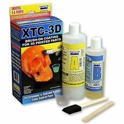 Smooth-On 3D Printer Accessories XTC-3D High Performance Coating 24oz. Unit Home